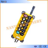 Quality Hand-Held Wireless Industrial Remote Controls , Telecrane F23 - A++ wholesale