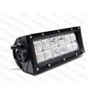 China Rainproof 10 - 30 Voltage Brightest White Led Light Bars For ATV / Truck / Offroad on sale