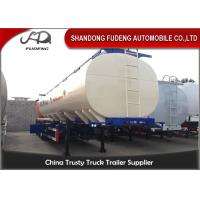 Quality 3 Axles 45000 Litres 4 Compartment carbon steel Oil Tanker semi Trailer Selling wholesale