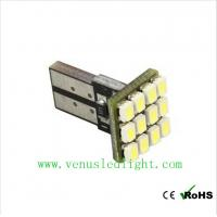 China T10 / W5W / 501 Wedge 12 SMD 1206 SMD SUPER BRIGHT LED CAR LIGHT BULB on sale