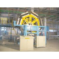 Quality Household Appliance Refrigerator Automated Assembly Line Rotary Door Panel Foaming Line wholesale