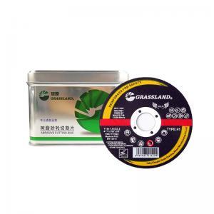 Quality Grassland Flat Type 115mm Multi Purpose Thin Cutting Discs wholesale