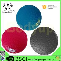 Quality Traction Texture Gym Exercise Ball Stick Logo For Power Training wholesale