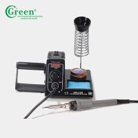 Buy cheap High Power Anti Static Adjustable Temperature Soldering Station Green 926LED 60W from wholesalers