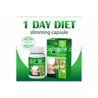 China safe Healthy One Day Diet Botanical Slimming Capsule on sale