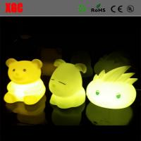 China XGC Newest LED Decoration Led Teddy Bear Toy/Beer Shape Table Light/Led Table Lamp For Bedside on sale