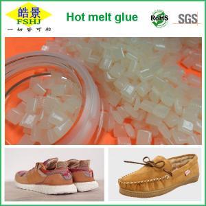 Quality High Viscosity White Hot Glue Pellets For Shoes Edage Sealing wholesale