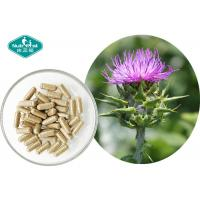 Buy cheap Pure Milk Thistle Extract Excellent Supports Liver Detoxification Reactions from wholesalers