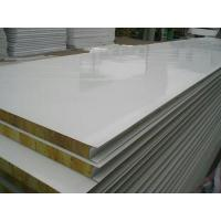 Cheap Rock Wool Insulation Wall Panel for sale