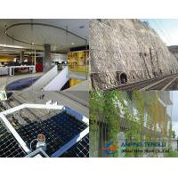 Quality Stainless Steel Rope Mesh With Square Openings, Decoration & Safety Usage wholesale