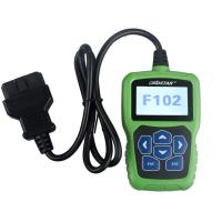 Quality 2020 OBDSTAR Nissan/Infiniti Car Key Programmer F102 with Immobiliser and Odometer Function wholesale