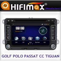 China GPS system, Car DVD player for VW Passat with DVD,Bluetooth,RDS on sale