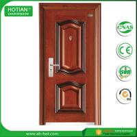 Quality 2016 New Models Steel Security Door Main Entrance Door Popular for Apartment, Hotel, House Main Gate wholesale