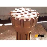 China 6 Inch High Pressure Down The Hole Drill Bit For Water Well Drilling Alloy Material on sale
