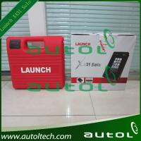 Quality Launch X431 Solo Auto Scanner Support English, Spanish, French, Portuguese... wholesale
