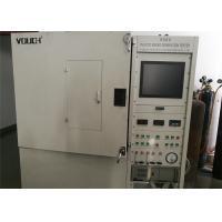 Quality Thermal Smoke Density Test Apparatus , Ftt Fire Testing Nbs Smoke Chamber Standard ISO5659-2 wholesale