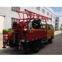 Cheap GC-150 Hydraulic Chuck Truck Mounted Drilling Rigs For Blast Hole , Exploring for sale