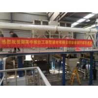 Quality Mgo Filling Materials Board Production Line wholesale