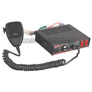 Quality CJB-100A Car Siren, 100W, 2 light switches, 7 tones, volume adjustable wholesale