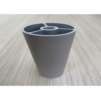 0.05mm Tolerance Silver Surface 6061 Aluminum Round Tube for sale