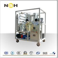 Quality 3000LPH Mobile Transformer Insulation Oil Purifier Single Axle Double Stage Vacuum System wholesale