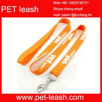 China Nylon pet neck ring pet leash QT-0009 on sale