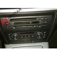Cheap Screen Mirroring BMW DVD GPS Navigation Bmw 3 Series Head Unit Built - In Radio Tuner for sale