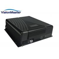China Standalone Mobile HD DVR H.264 PAL NTSC Video Signal With GPS WIIF 4G 2TB Hard Disk on sale