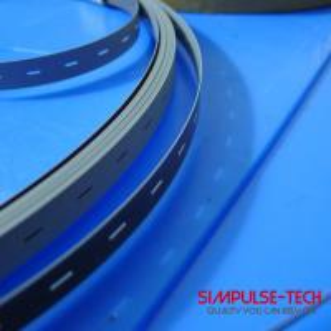 Quality Solar Stringer Machine Parts Steel Conveyor Belt With Teflon Coatin 12mm wholesale