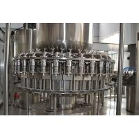 Quality Full Automatic fruit Juice Filling Machine Stainess Steel  Beverage Filling Machine wholesale