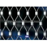 Quality Stainless Steel X-Tend Wire Rope Mesh For Decoratiion wholesale
