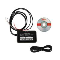 Quality V3.0 Truck Diagnostic Cable , Truck Adblue Emulator 8 in 1 Diagnostic with NOx Sensor Programing Adapter wholesale