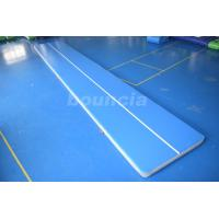 Quality Indoor And Outdoor Gymnastics Air Track / Inflatable Gym Mattress wholesale