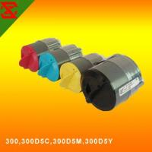 Color Toner Cartridge for SAMSUNG CLP-300