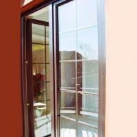 Quality Solid Wood Sliding Door with Water-based Paint and Corrosion Resistance wholesale