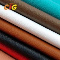 Quality Anti - Tear PU And PVC Artificial Leather Waterproof Durable For Furniture / Chair / Sofa wholesale