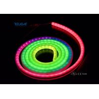 China IP65 / 20 SMD 5050 RGB LED Strip Color Changing 300 Leds / Reel CE Approved on sale