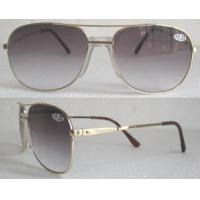 China Fashionable bi-focal Full Rim Reading Glasses with Anti-scratch coating for men BP-4220 on sale