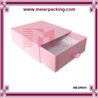 Quality Shoes carrying gift box Ribbon handle Wedding dress gift box Paper Gift box ME-DR005 wholesale