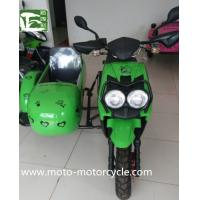 Quality Chinese Factory Military 750cc Three Wheel  Motorcycle With Sidecar Side Wheel Trike wholesale
