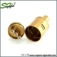 Quality Brass Stillare RDA Dripping Atomizer Brass Construction With Gold Plated Post wholesale