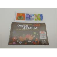 Cheap Funny Family card Game organ attack Game for Family Friend Travel Playing Card for sale