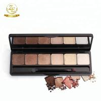 China High Pigment Six Colors Mixed Palette Eyeshadow Makeup on sale