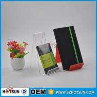 Cheap Hot sale! acrylic book holder, book end, Acrylic book stand for sale