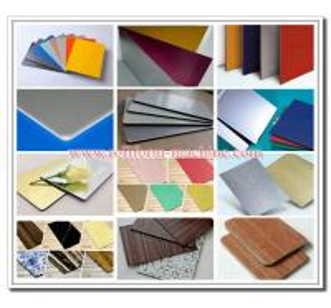 China ACM ACP for Aluminium Curtain Wall, Aluminum Composite Panel of Wooden Grain Model on sale