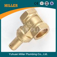 Quality 3 inch made in china brass gate valve with lock  ML-1015 wholesale