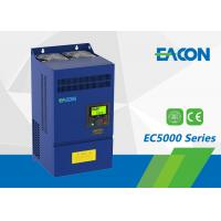 Quality 75HP 55KW Variable Frequency Inverter , Plastic Machinery Variable Speed Drive wholesale