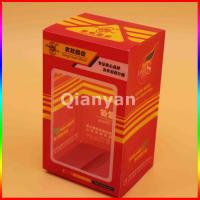 China Clear PET PVC Box, Printed Plastic Packaging Box, Clear Plastic Box on sale