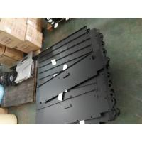Quality Carbon Steel Sheet Metal Processing Parts For Electronics Equipment wholesale