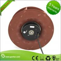 Quality DC Centrifugal Impeller Fan / 24V DC Blower Fan Backward Curved For Air Circulation wholesale